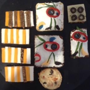 Taiteilijaleipiä