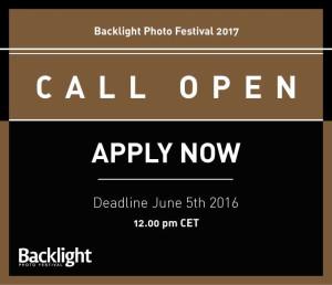 open call Backlight17
