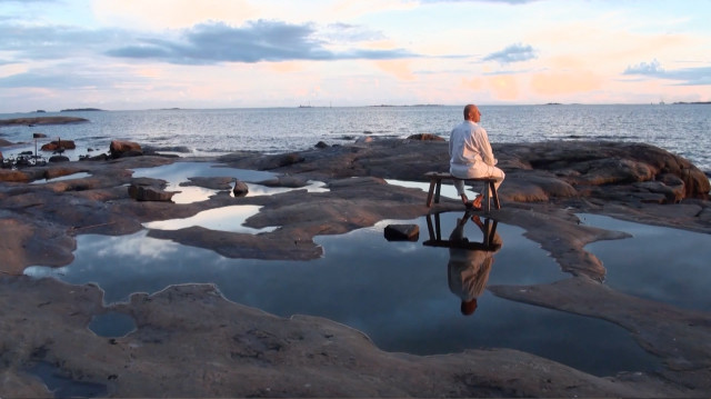 Aimo Hyvärinen: Penkki (videoclip)