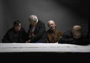 Pekka Elomaa ja Lyhdyn työryhmä: Toni, Kari, Pertti ja Sami. 2012