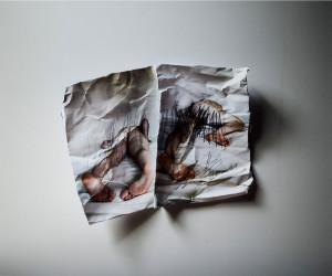 Unski Antti Immonen. Mitään ei tapahdu, 2016.